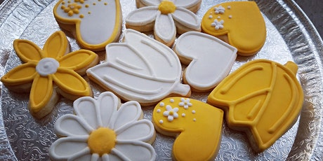 Spring Cookie Class!! Wine Included! tickets