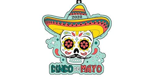 2020 Cinco De Mayo Virtual Race –Houston