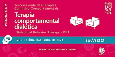 Terapia Comportamental Dialética (DBT) ingressos