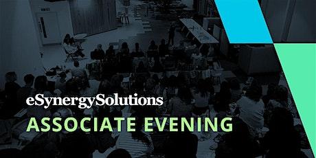 eSynergy Associate evening tickets