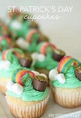 St Patrick's Day Cupcake Toddler Class tickets