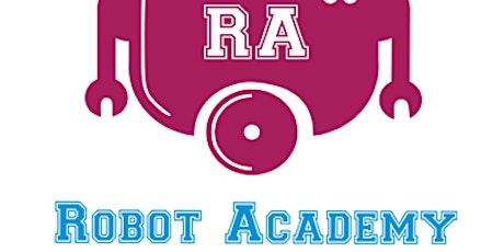 Robótica Educativa - Mesa Redonda entradas