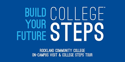 Rockland Community College: March On-campus Visit and College Steps Tour