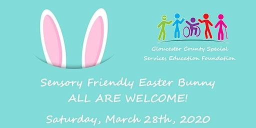 Sensory Friendly Easter Bunny