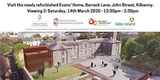 V2: Visit the newly refurbished Evans' Home, Barrack Lane, John Street, KK