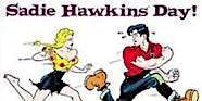 Sadie Hawkins Tea