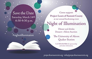 "Project Learn of Summit County ""Night of Illumination"" Annual Fundraiser"