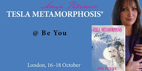 Tesla Metamorphosis @ Be You tickets