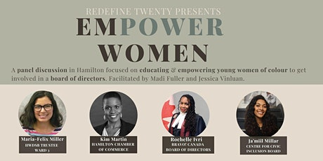 Empower Women: A Panel Discussion  tickets