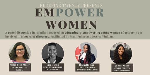 Empower Women: A Panel Discussion