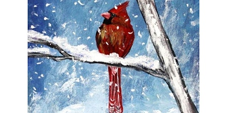 "Sip and Paint A ""Beautiful Winter Scene"" at Atwood Lounge Feb 23 (02-23-2020 starts at 2:30 PM) tickets"