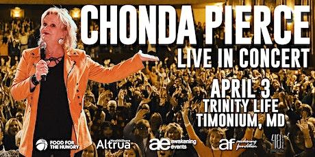 VOLUNTEER - Chonda Pierce - Baltimore, MD- 8/7/20 tickets