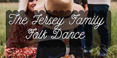 Jersey Family Folk Dance  tickets