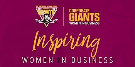 Inspiring Women in Business  tickets