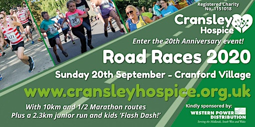 Cransley Hospice Road Races 2020