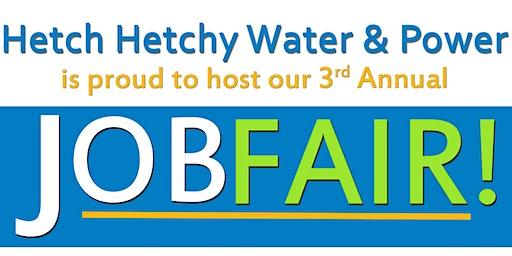 Hetch Hetchy Water and Power Job Fair