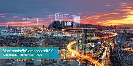 Blockchain@Siemensstadt2.0 tickets