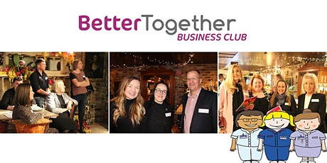 Better Together Network Event tickets
