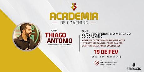 [UBERLÂNDIA/MG] 6° Academia de Coaching Febracis Uberlândia 19/02 ingressos