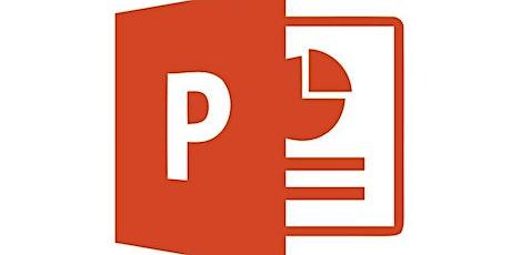 PowerPoint 2016 Level 1 tickets