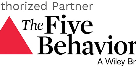 5Behaviours  Trainer accreditation tickets