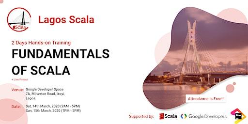 FUNDAMENTALS OF SCALA