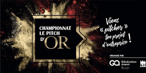 Championnat du Pitch d'Or