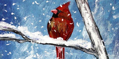 Sip'n Paint A Winter Scene at Atwood Lounge tickets