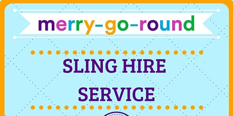 Sling Hire Service - APRIL tickets