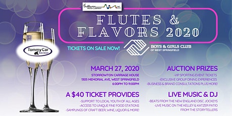 Flutes & Flavors 2020 tickets