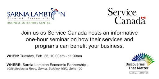 Service Canada - How They Can Help Your Business