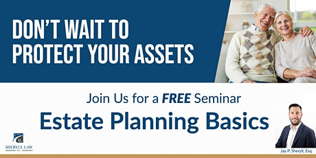 Estate Planning Basics with Sheryll Law, P.C. tickets