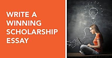 Scholarship Writing Workshop