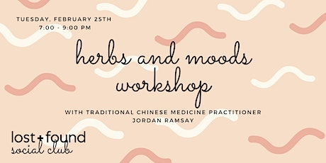 Herbs and Moods Workshop tickets