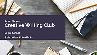Sunday Morning Creative Writing Club MARCH tickets