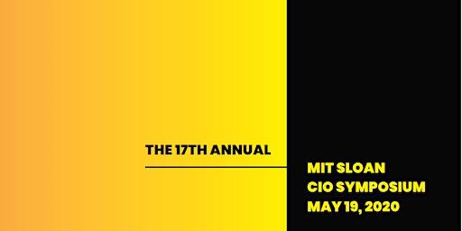 2020 MIT Sloan CIO Symposium