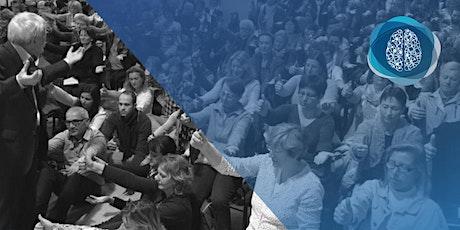 Conférence à Lyon - L'Hypnose au coeur des thérapies billets