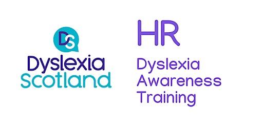 Human Resources Professionals - Dyslexia Awareness Training