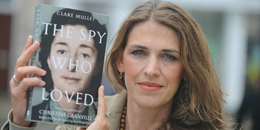 Copy of 'The Spy Who Loved' by Clare Mulley
