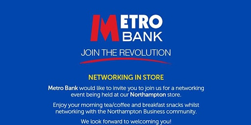 Metro Bank - Networking in Store