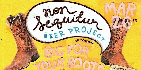 Big For Your Boots Pop Up Feat Steady Hands, The Meantime + more tickets