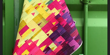 An Introduction to  Improv Quilting with Nicholas Ball tickets