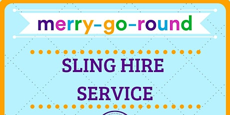 Sling Hire Service - MAY tickets