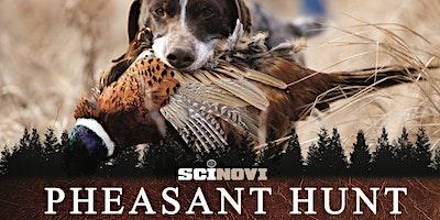 Pheasant Hunt Safari Club International Novi Chapter.