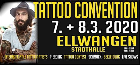 Tattoo Convention Ellwangen Tickets
