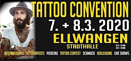 Tattoo Convention Ellwangen