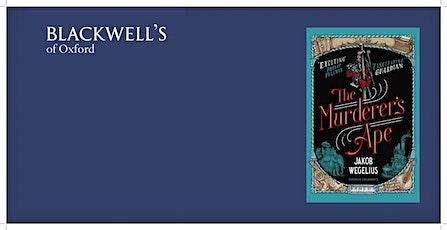 Blackwell's Teen Fiction Reading Group -Jakob Wegelius 'The Murderer's Ape' tickets