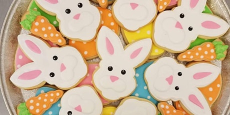 Easter Cookie Class! Drink Included! tickets
