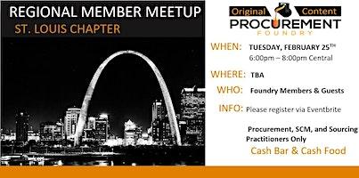 St. Louis Member Meetup February 25, 2020