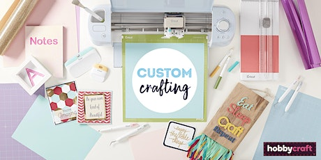 Woking Cricut Advanced one-to-one Workshop tickets